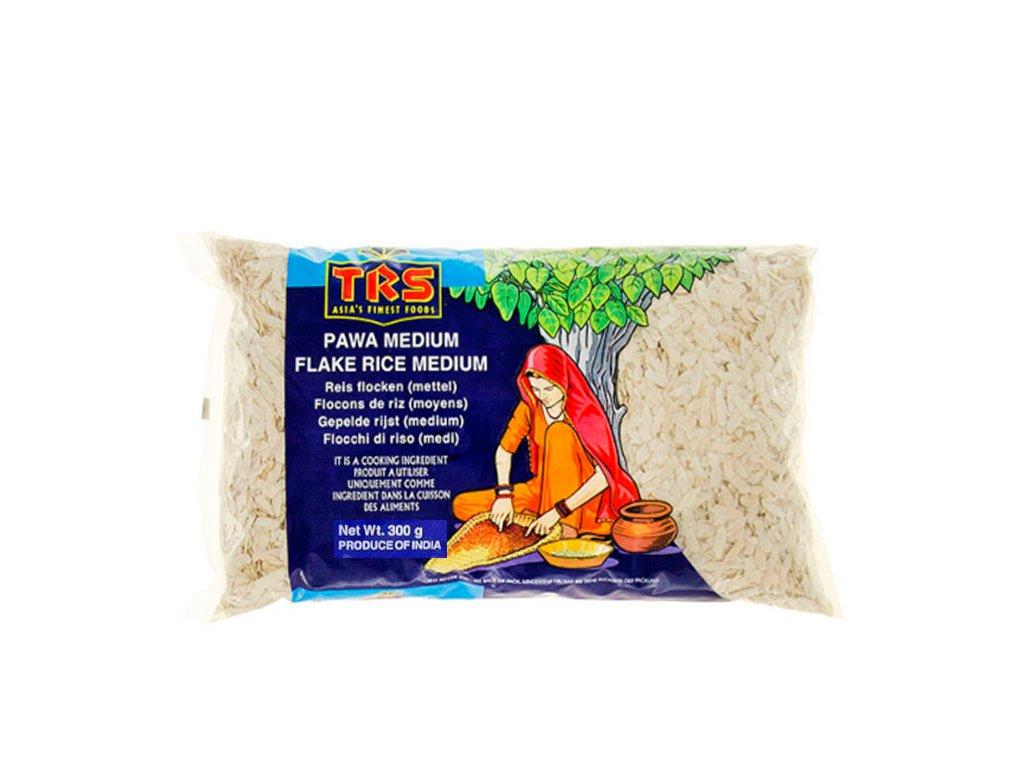 Rýžové vločky střední, TRS 300g