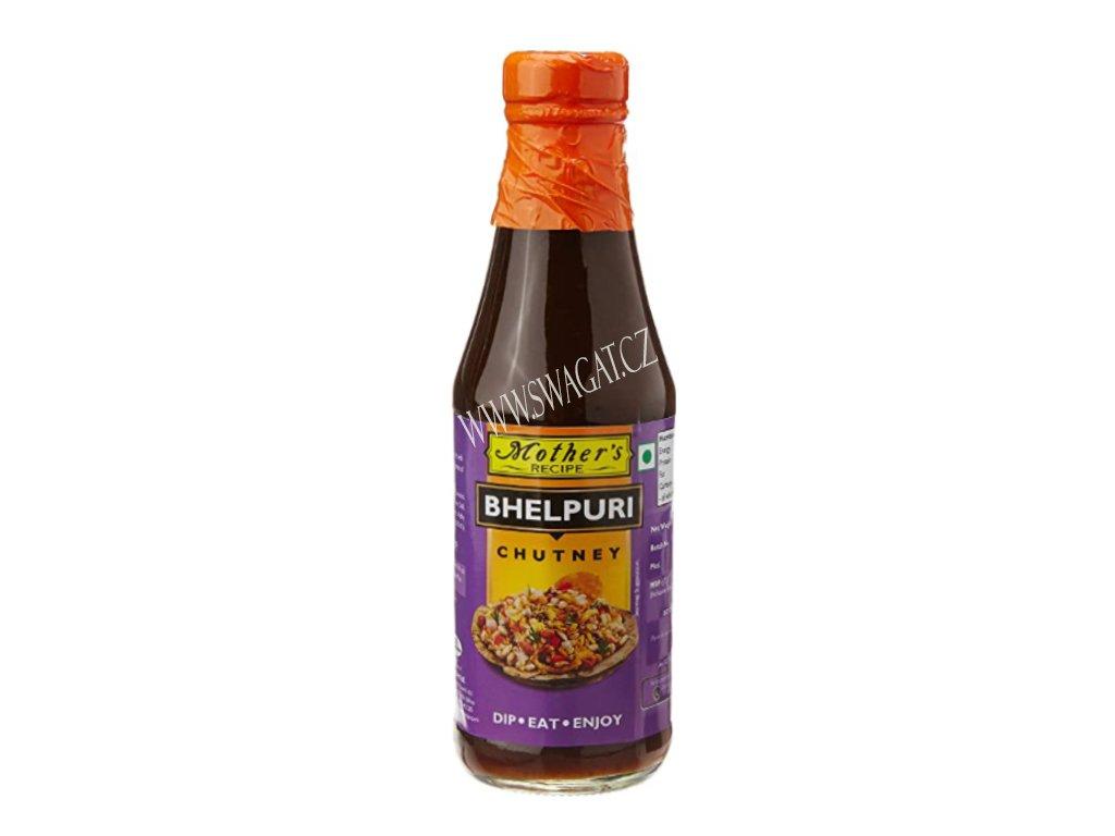 Bhelpuri Chutney, Mother`s Recipe 370g