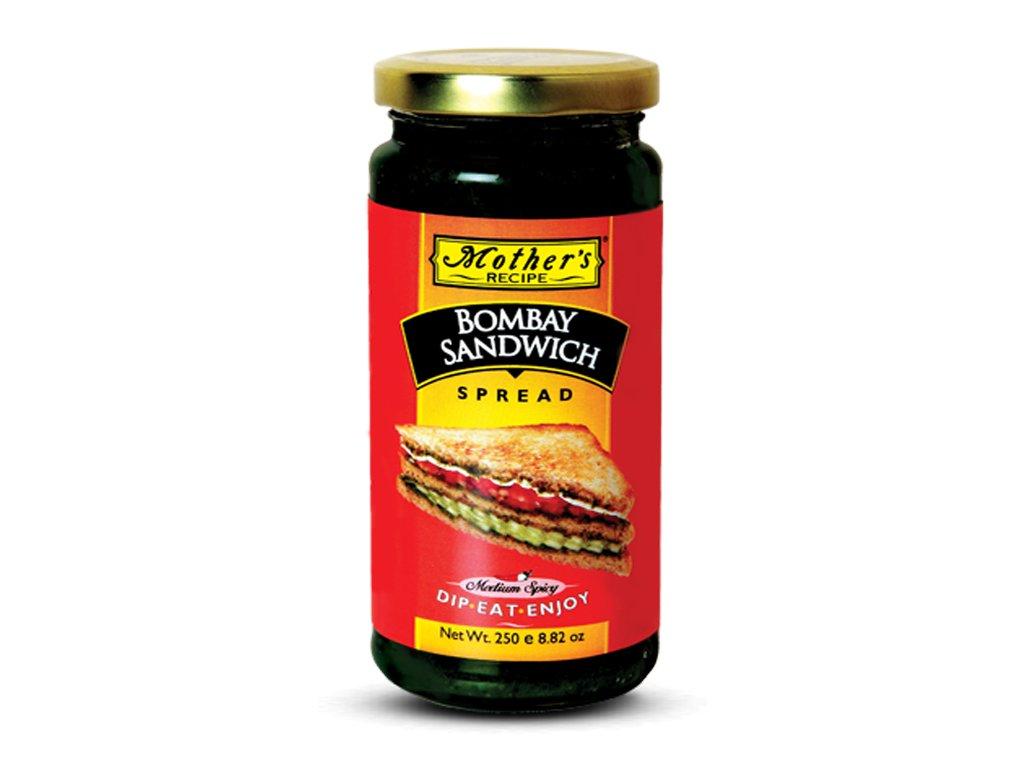 Bombay Sandwich Chutney, MR 250g