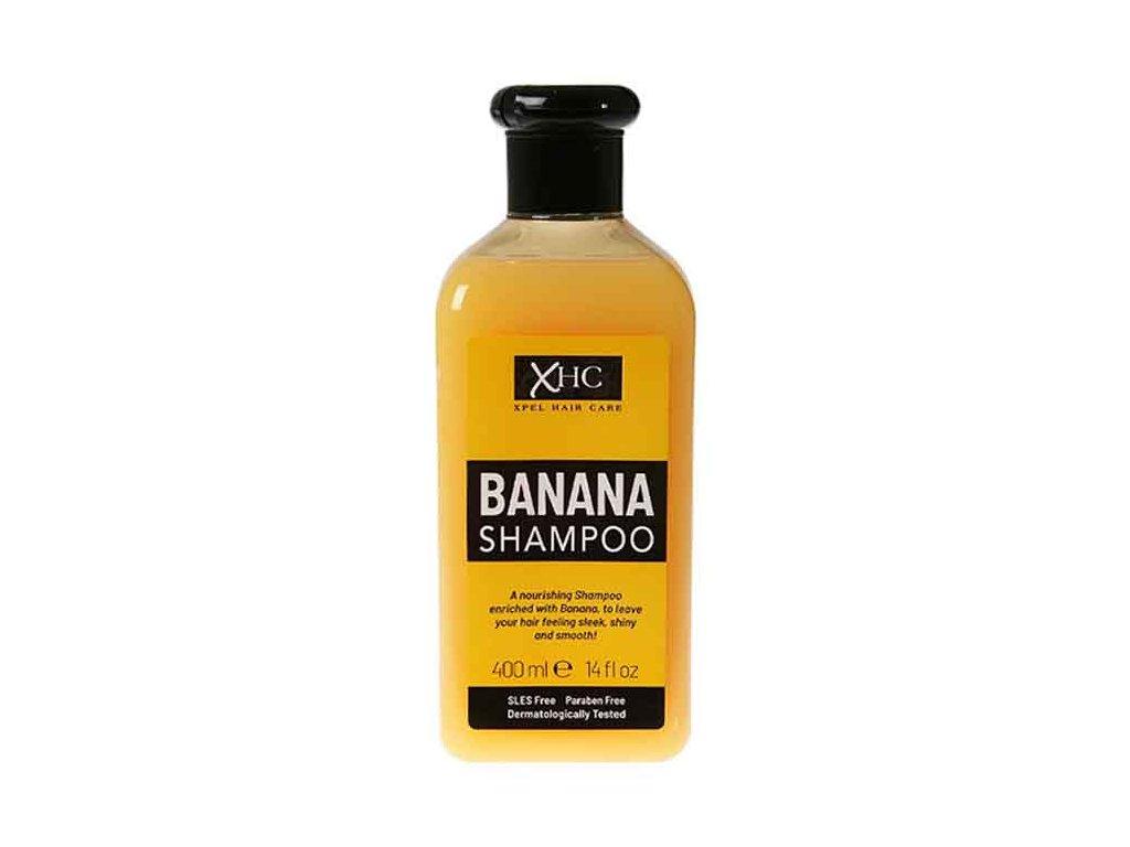 Banana šampón výživný, XPel 400ml