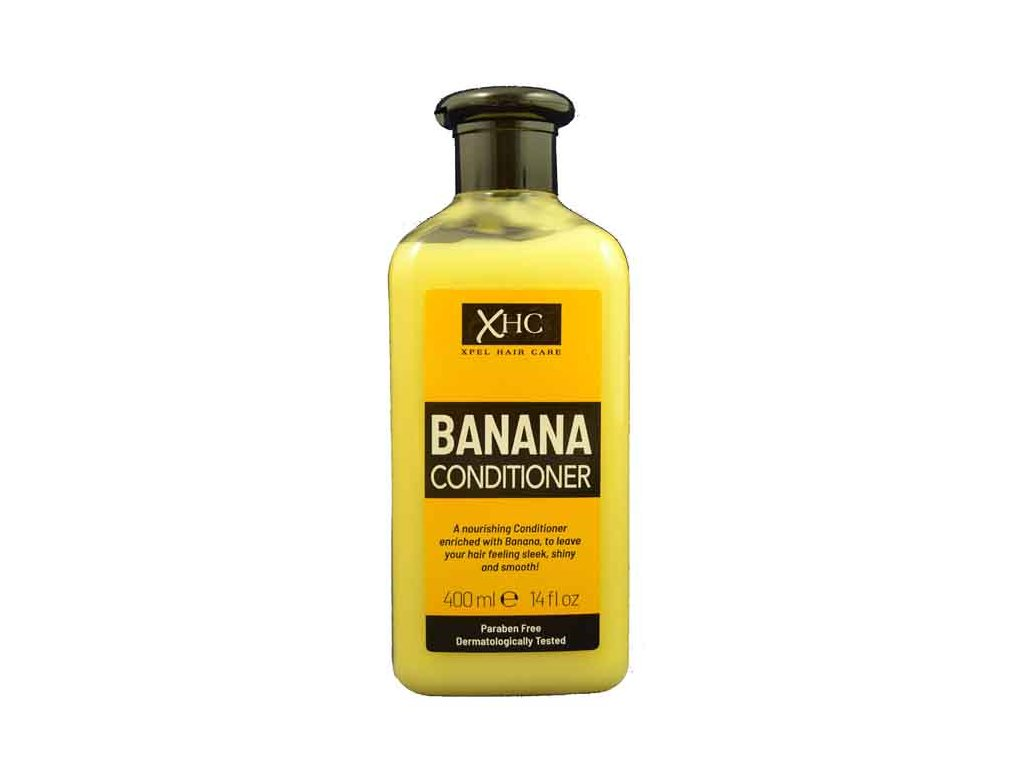 Banana kondicionér výživný, XPel 400ml
