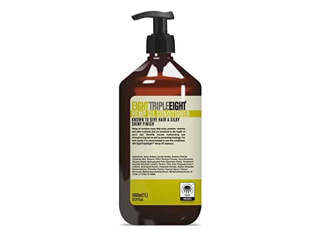 Šampon s konopný olejem, 1L