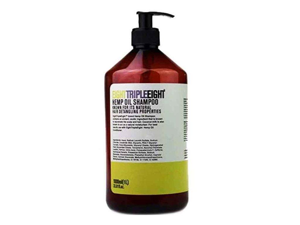 šampon s konopný olejem (Hamp Oil Shampoo), 1L