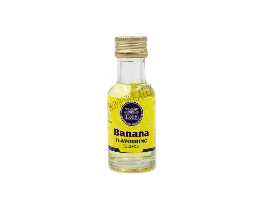Banánová aromatická esence, HEERA 28ml