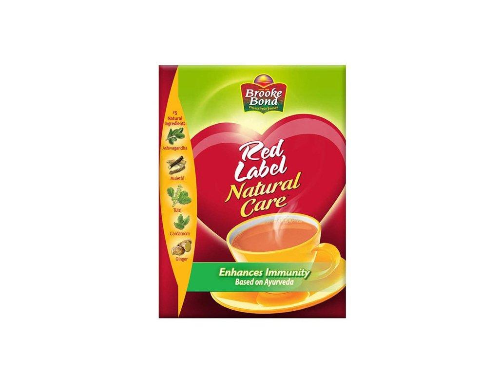 Černý čaj Red Label Natural care, BROOKE BOND 250g