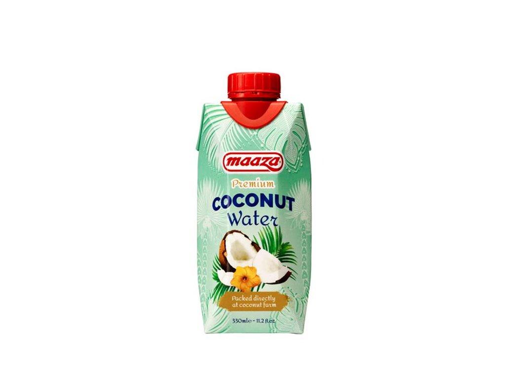 Kokosová voda Premium, MAAZA 330ml