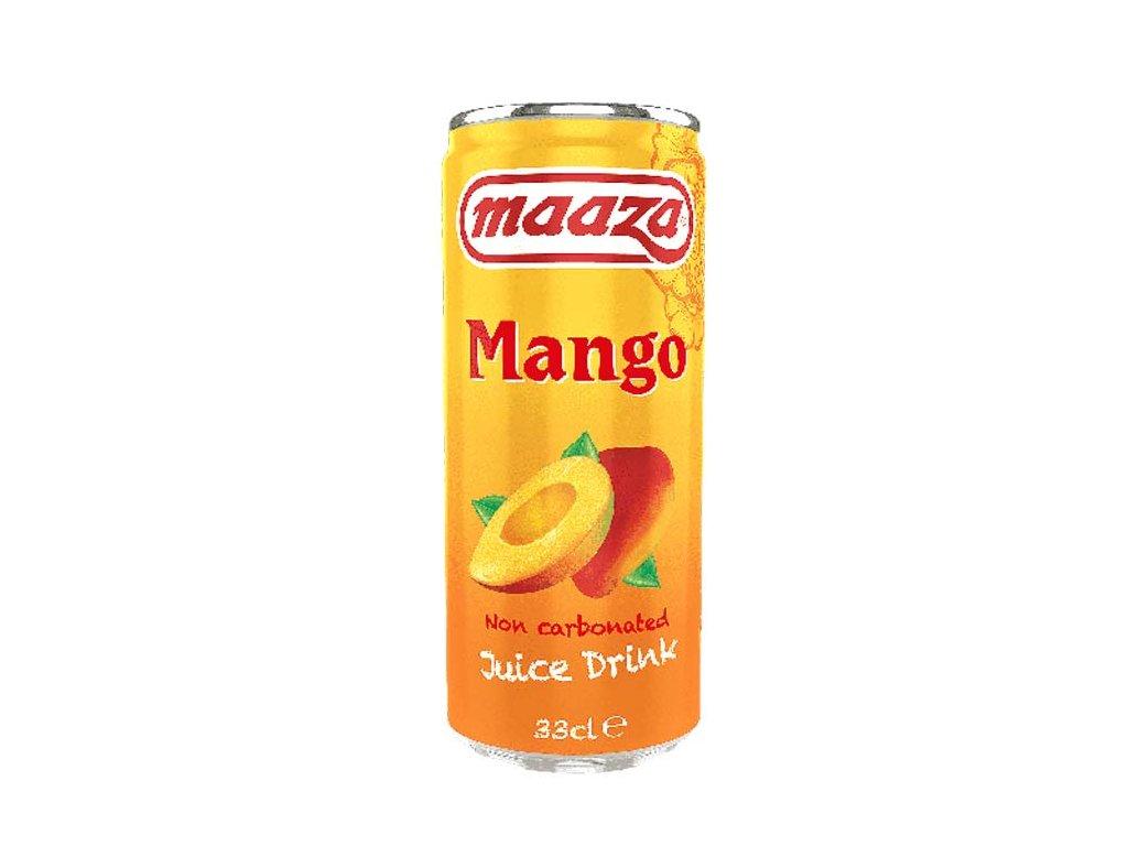 Mangový džusový nápoj, MAAZA 330ml