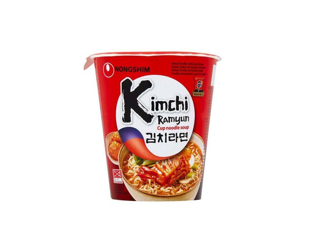 NONGSHIM Instantní nudlová polévka Kimchi, 75g