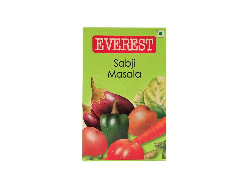Sabji Masala - koření na zeleninu, EVEREST 100g