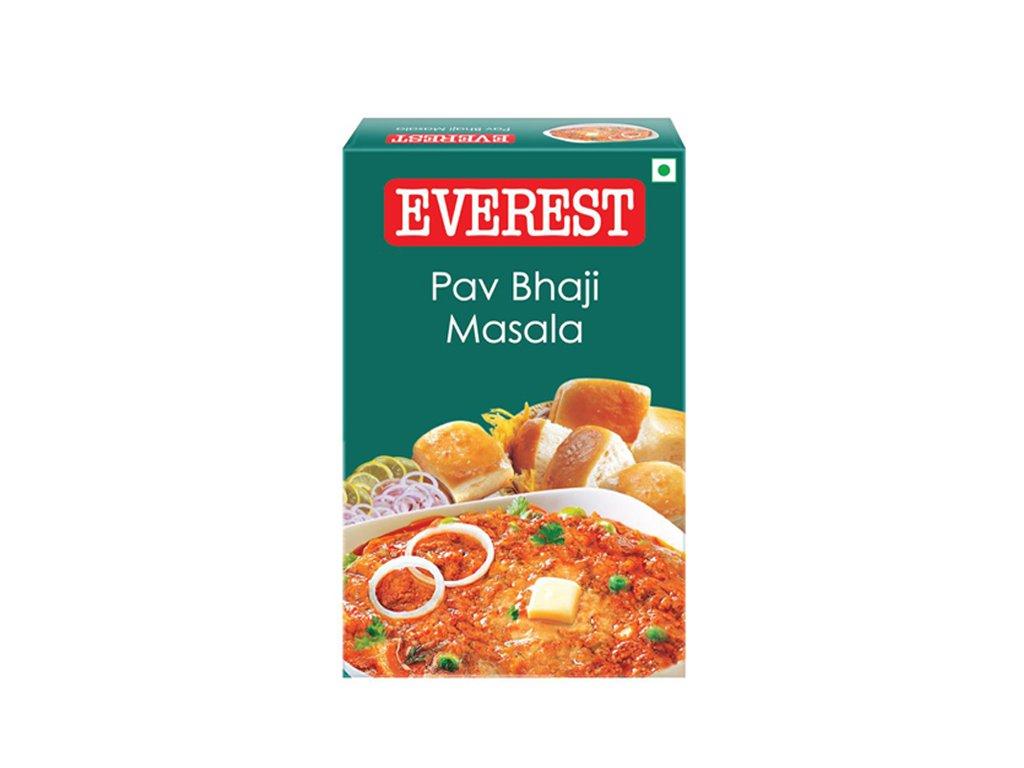 Pav Bhaji - koření na vegetariánské kari, EVEREST 100g