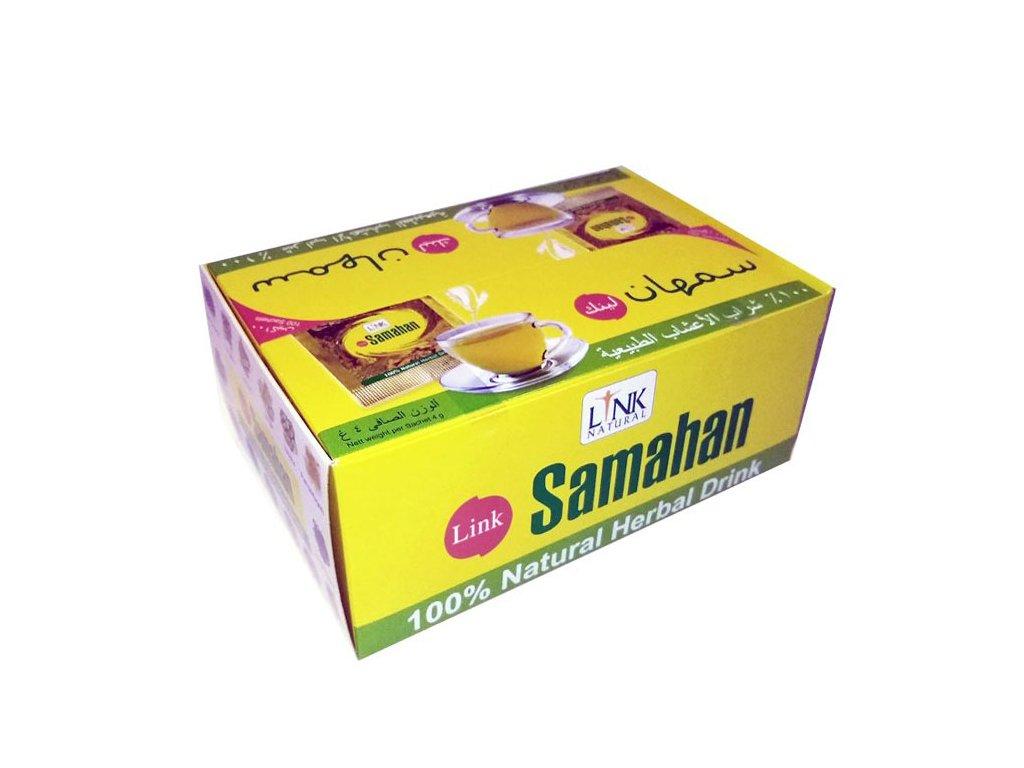 SAMAHAN Ájurvédský bylinný čaj100 sáčků