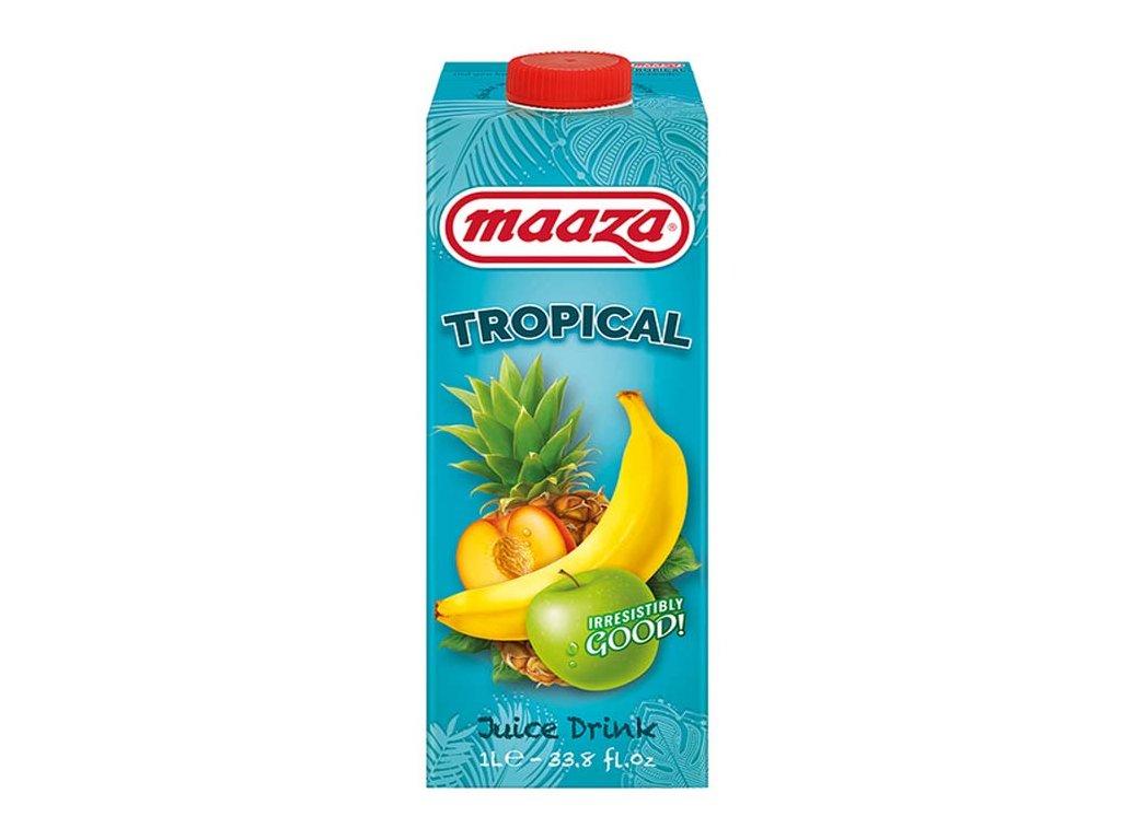 Tropical džus, MAAZA 1L