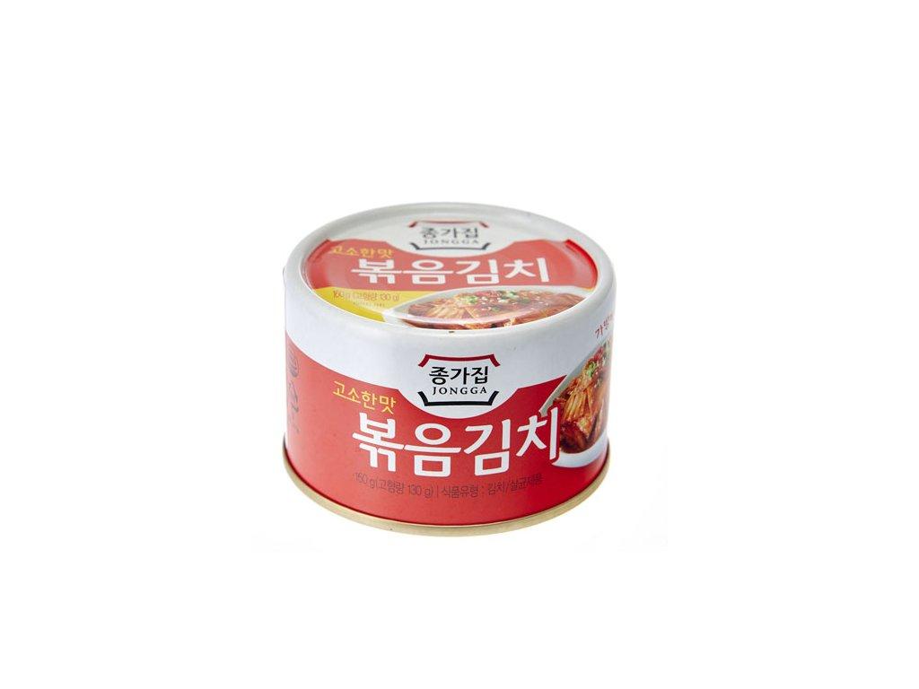 Nakládané Kimchi Stir-Fried, JONGGA 160g