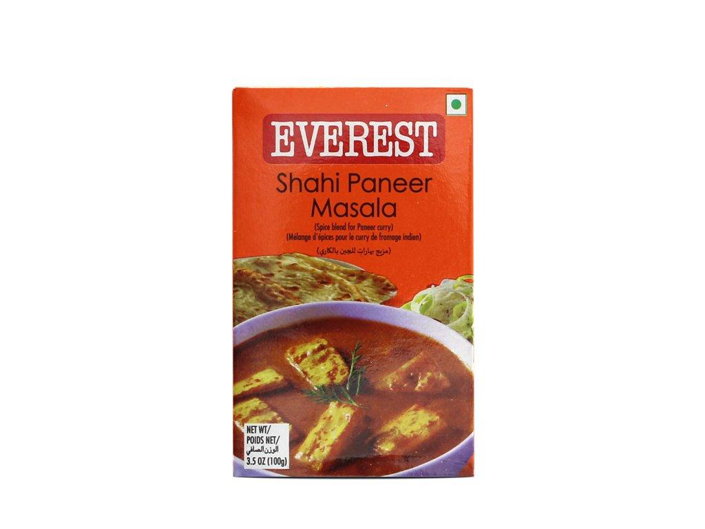 Shahi Paneer Masala - koření na domácí sýr, EVEREST 100g