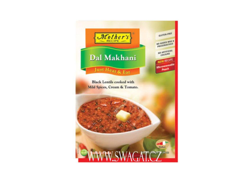 Hotové kari Dal Makhani  (Ready Curry Dal Makhani), Mother`s Recipe 300g