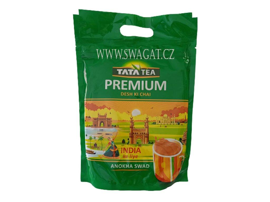 Extra silný černý čaj Premium, TATA TEA 1Kg
