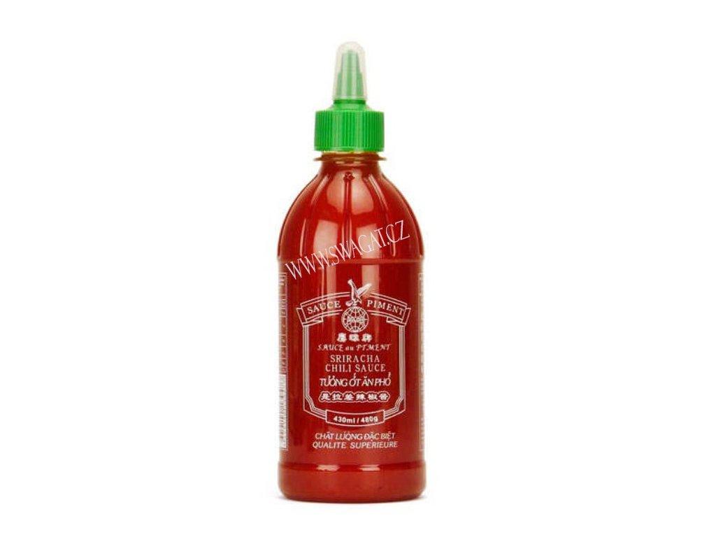 Sriracha Chilli omáčka, TUONG OT 430ml (480g)