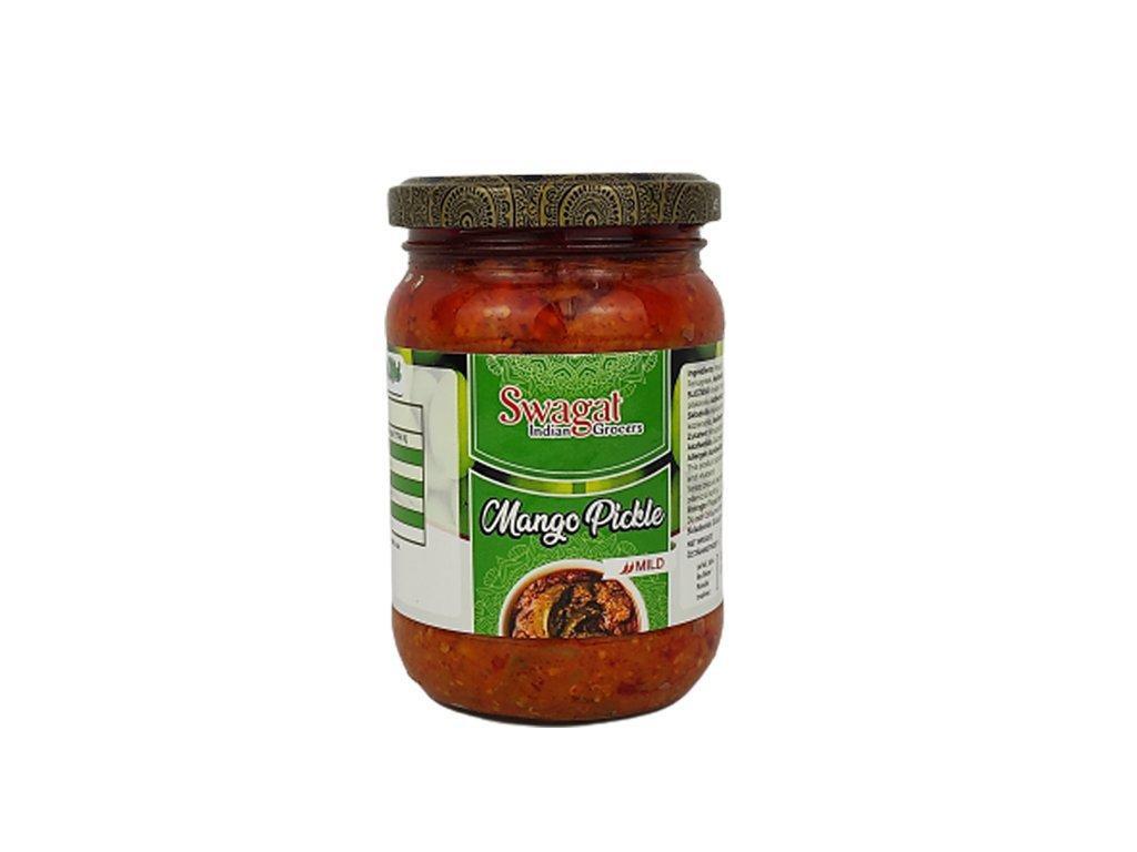 SWAGAT Nakládaný Mango jemně pikantní 300g