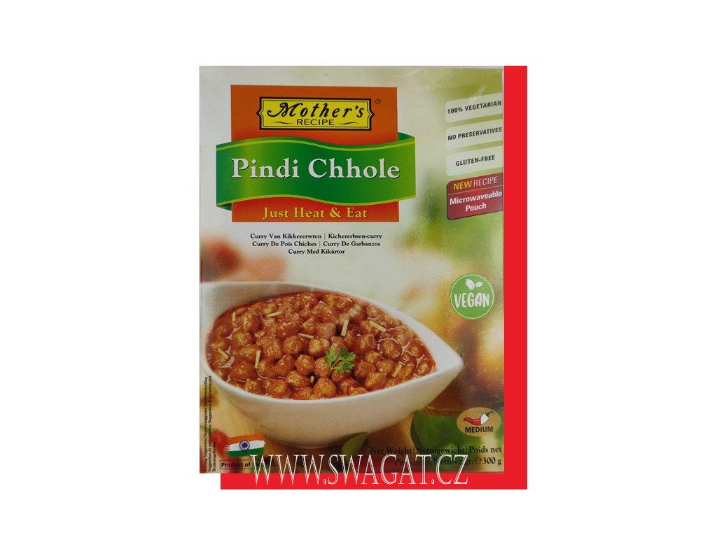 Pindi Chhole (Vegan) hotové kari, MR 300g
