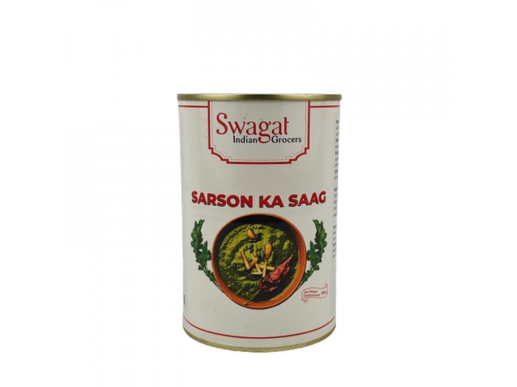SWAGAT Sarson Ka Saag 450g