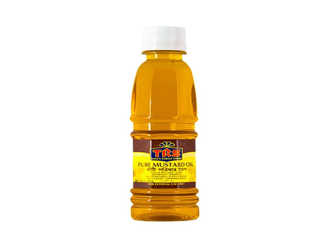 Čistý hořčičný olej, TRS 250ml