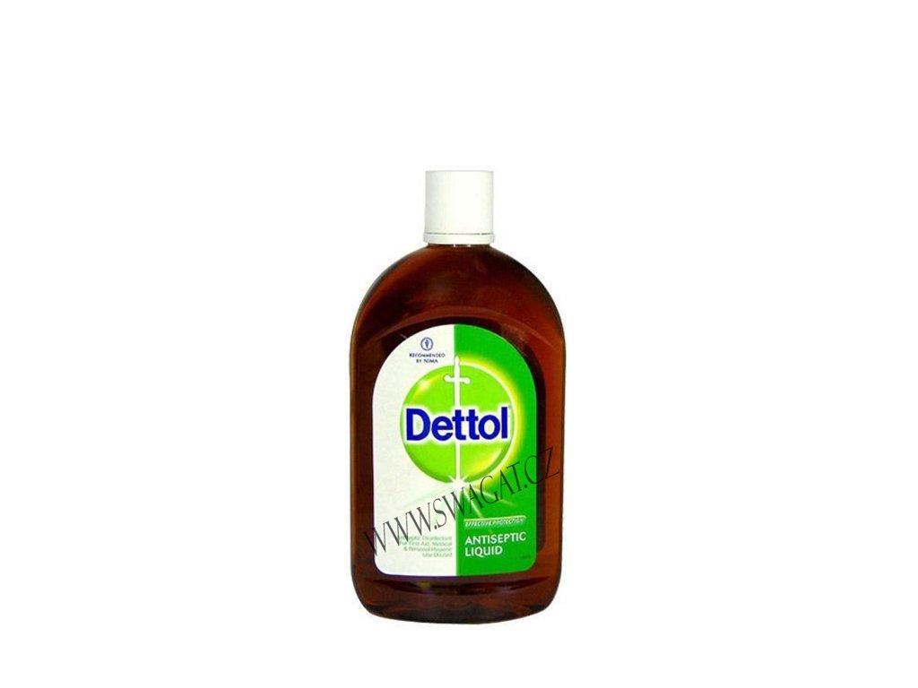 DETTOL dezinfekce pokožky a povrchů, 125