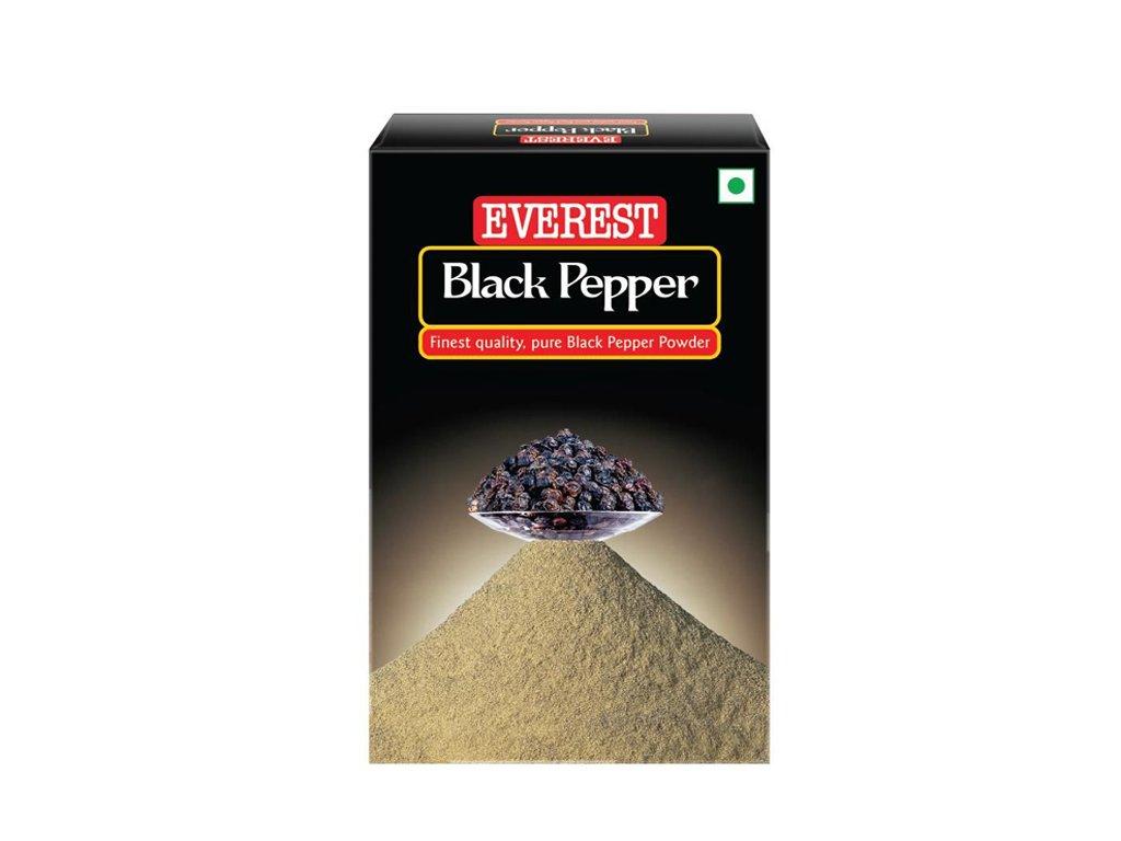 Pepř černý mletý, EVEREST 100g