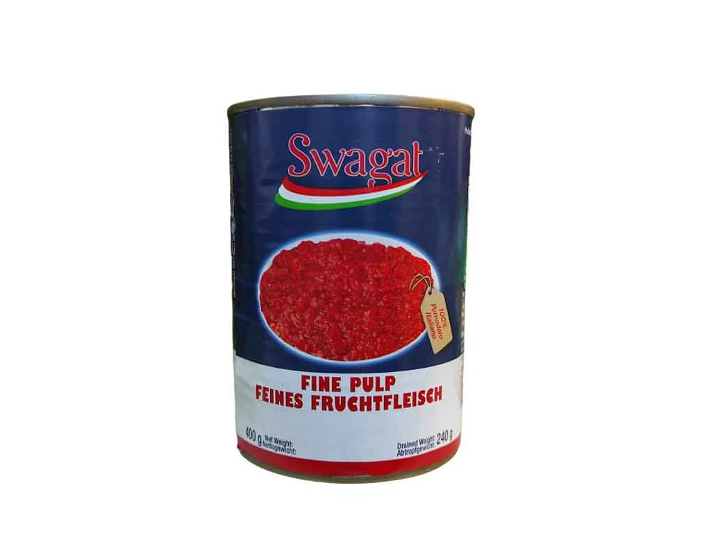 SWAGAT Polpa FIne - rajčatové pyré 400g