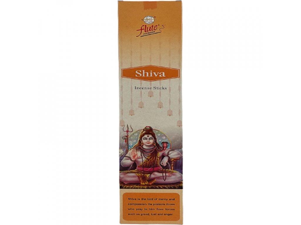 Vonné tyčinky Shiva, FLUTE 15ks