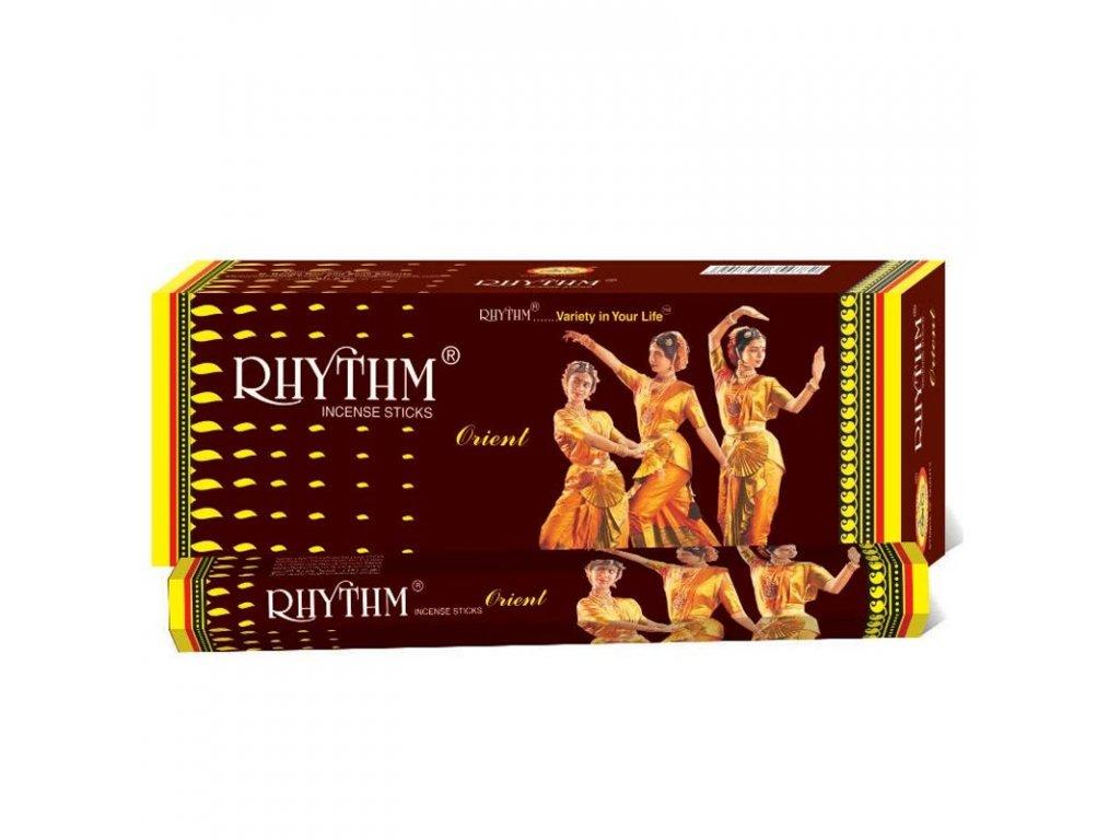 Vonné tyčinky Rhythm Orient, FLUTE 20ks