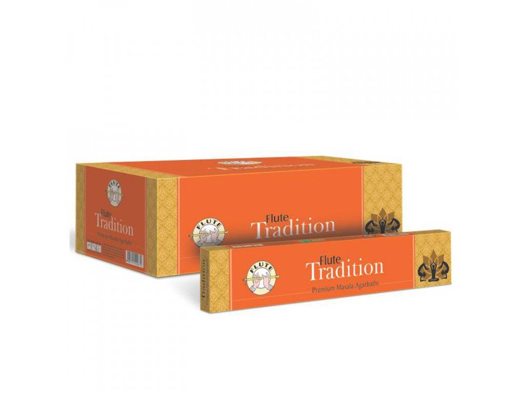 Premium Masala Tradiční vonné tyčinky, FLUTE 12ks