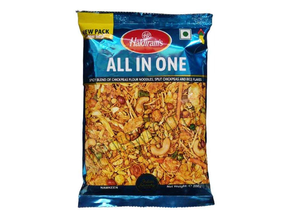 All in One snack, HALDIRAM'S 200g