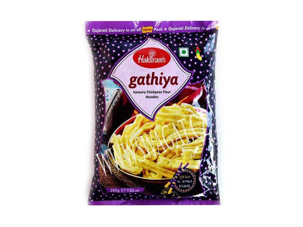 Gathiya snack, Haldiram's 200g