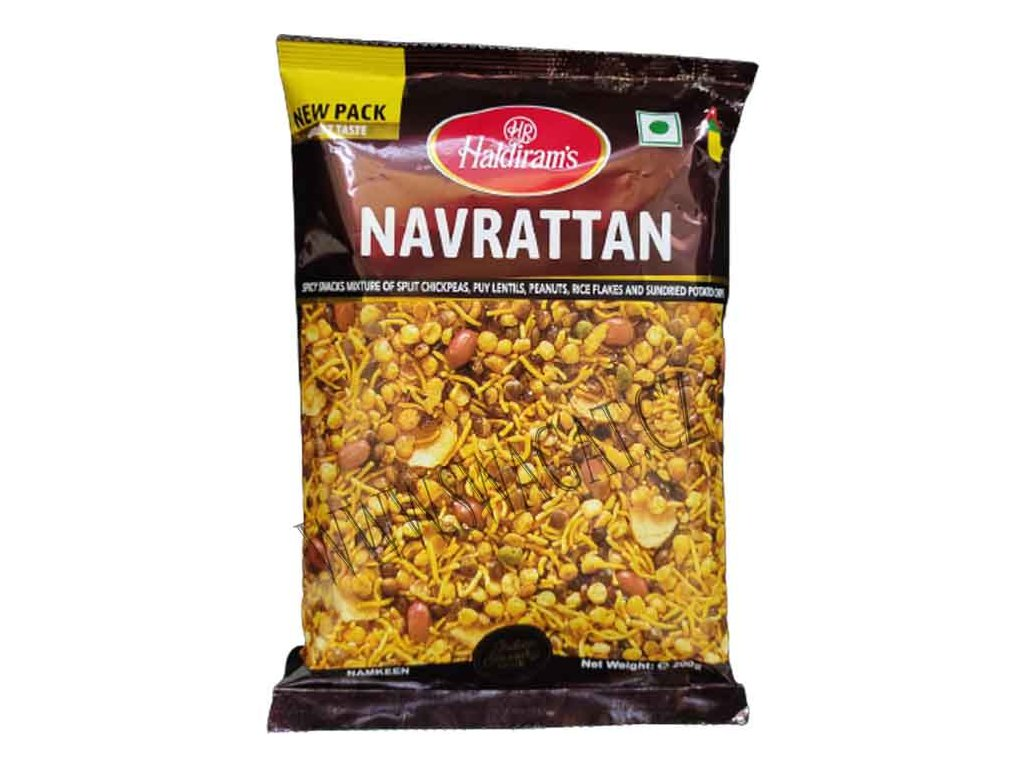 Navrattan snack, HALDIRAM'S 200g