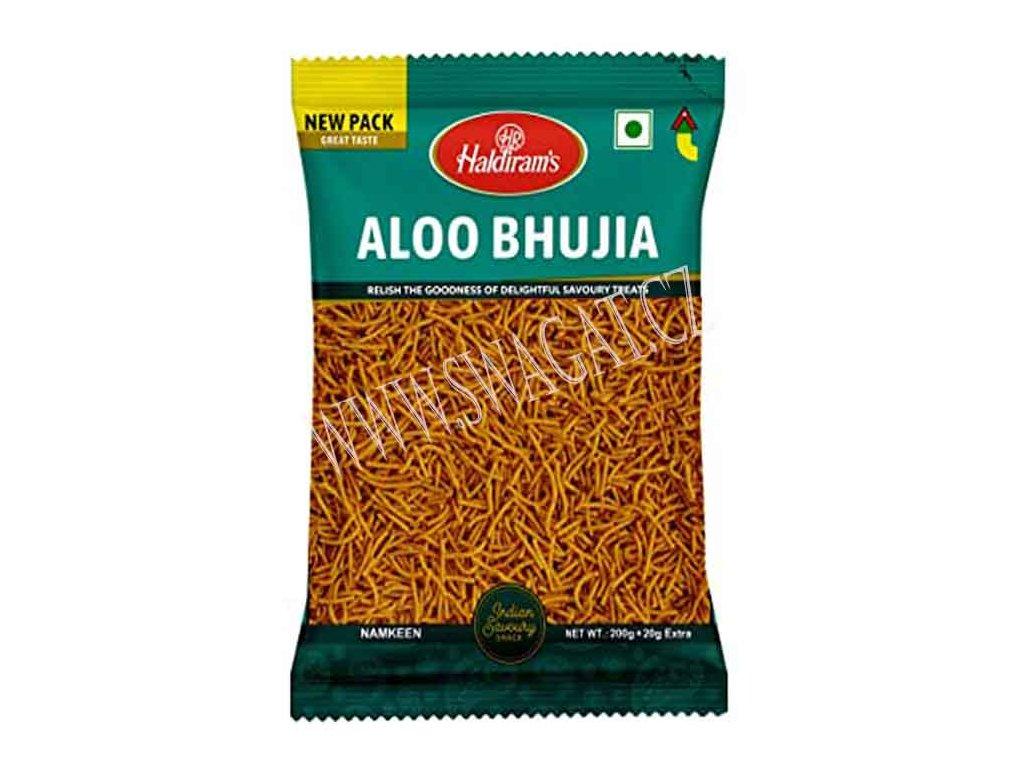 Aloo (bramborová) Bhujia, HALDIRAM'S 200g