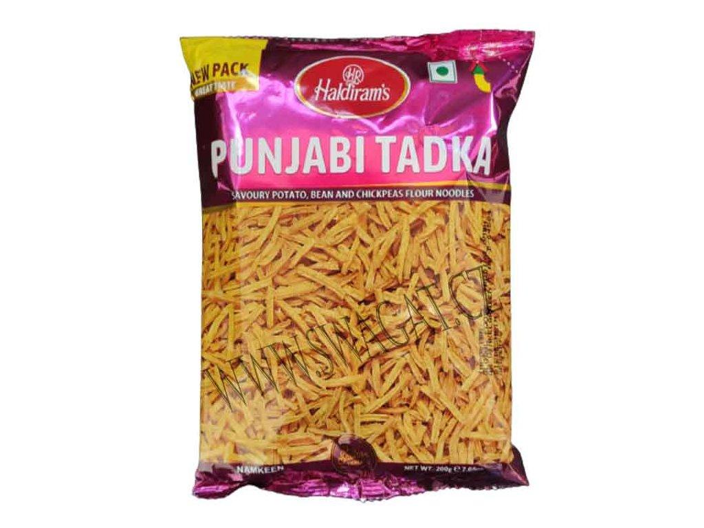 Punjabi Tadka snack, HALDIRAM'S 200g