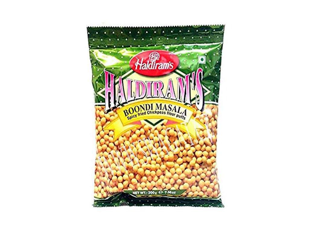 Boondi Masala snack, HALDIRAM'S 200g