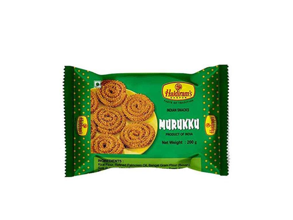 Murukku snack, HALDIRAM'S 200g