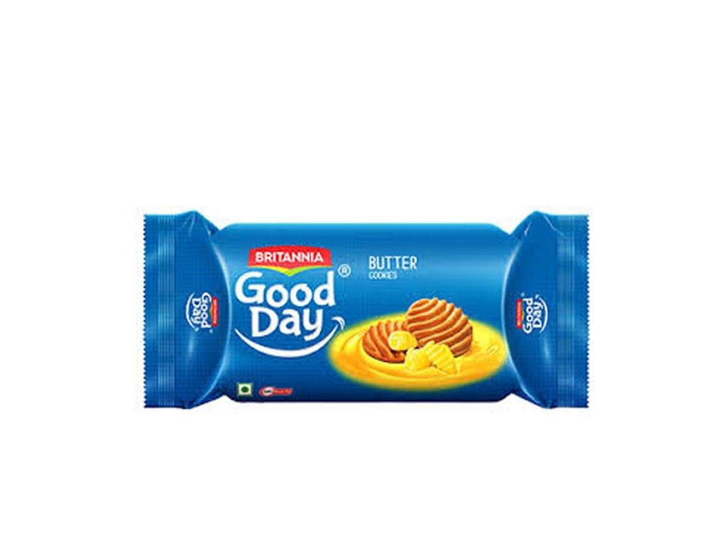 Máslové Sušenky Good Day (Good Day Butter Biscuits), Britannia 72g