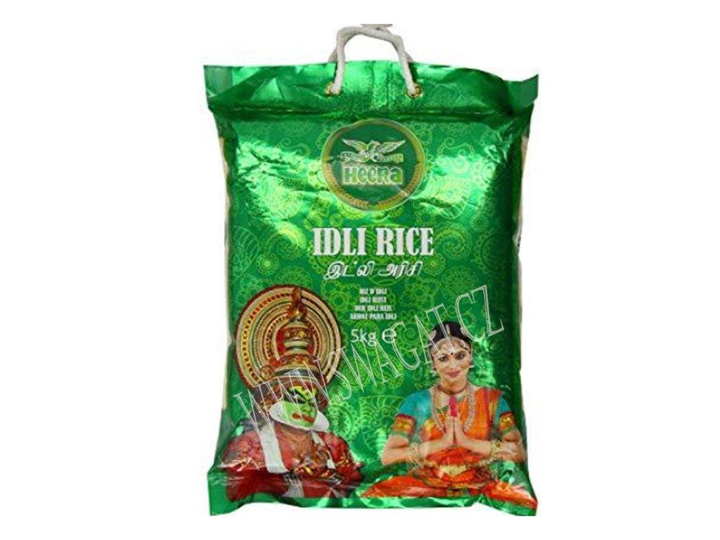 Heera Idli rýže (Idli rice) 5kg