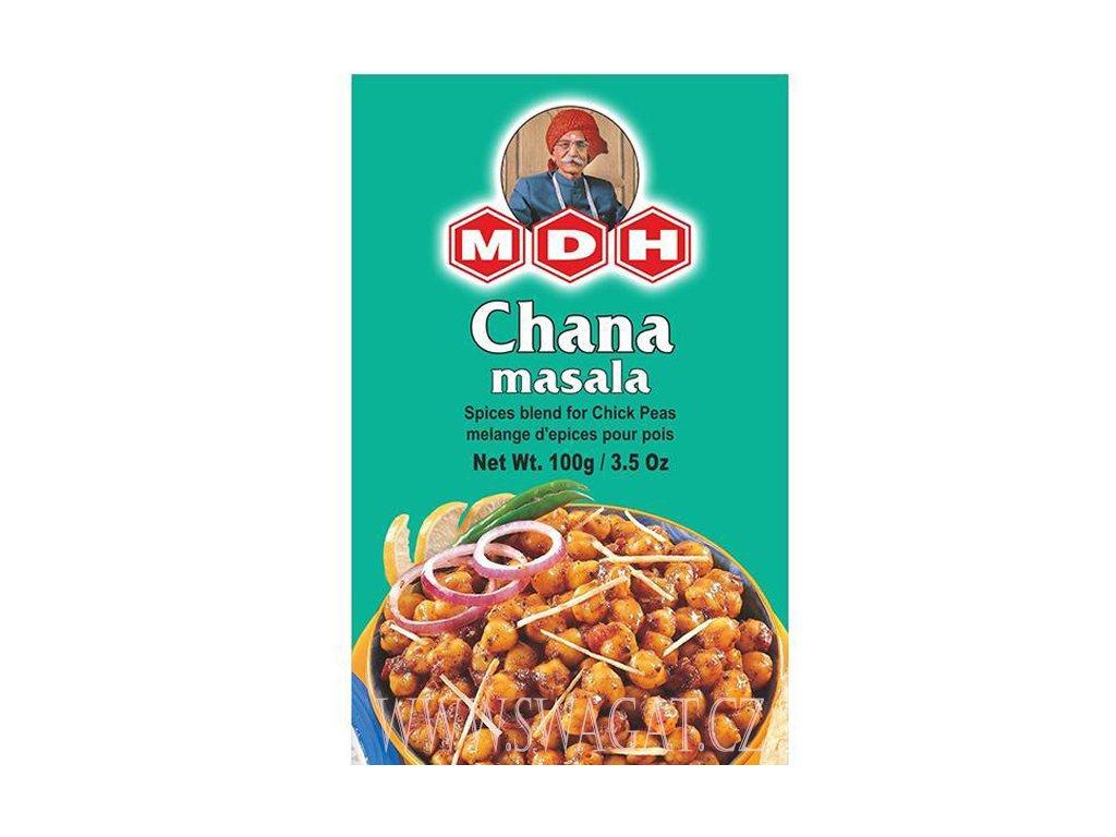 Koření na cizrnu Chana Masala, MDH 100g