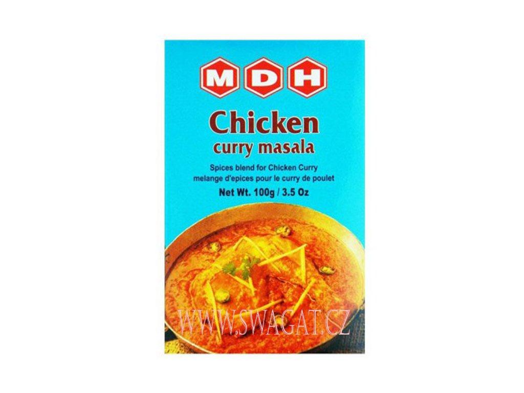 Chicken Curry Masala - koření na kuřecí kari, MDH 100g