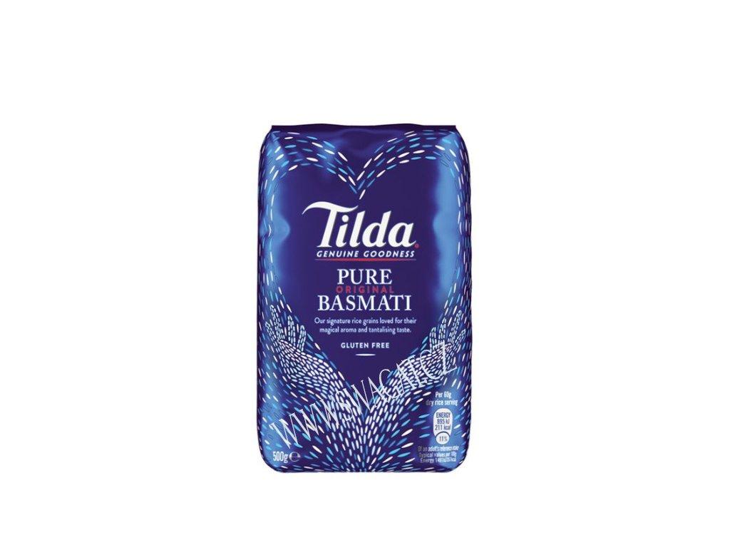 Basmati rýže (Basmati Rice), TILDA 500g