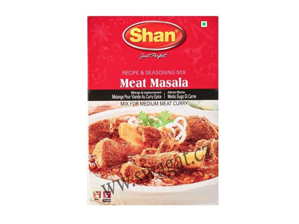 Meat Masala - koření na máso, SHAN 100g