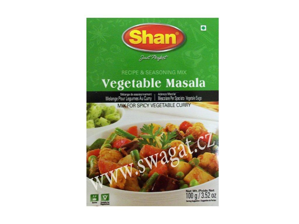 Vegetable Masala - koření na zeleninu, SHAN 100g