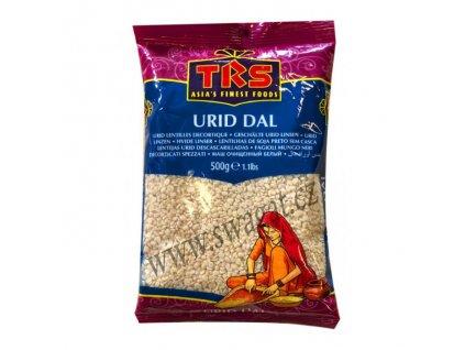 Urid Dall - bílá čočka, TRS 500g