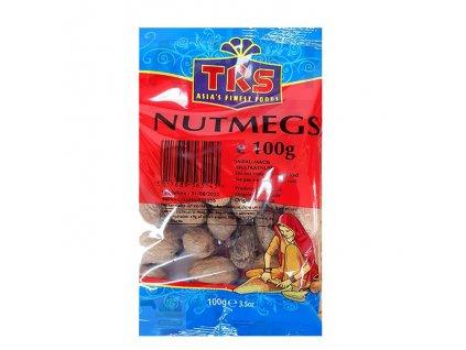 Muškátový oříšek (Nutmegs), TRS 100g