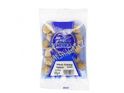 Muškátový oříšek (Nutmegs), HEERA 100g