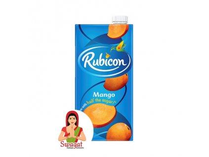Mangový džus (Mango Juice), RUBICON 1L