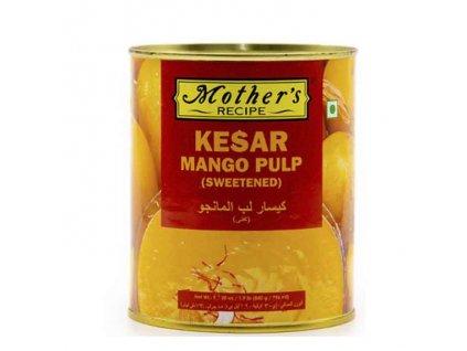 Kesar Mango pyré (Mango Pulp), 850g